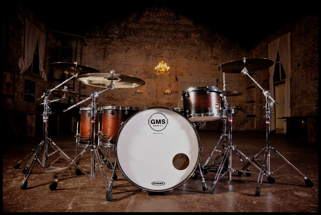 GMS Special Edition Series Custom Drums