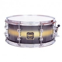 Super Vintage Snare - Black/Gold Duco