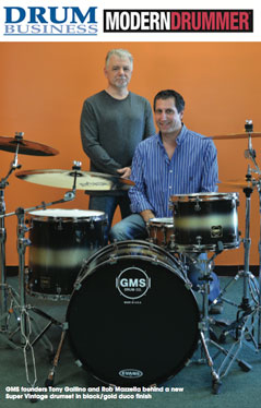 GMS Feature - Modern Drummer Drum Business