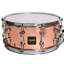 Hand Hammered Copper Snare
