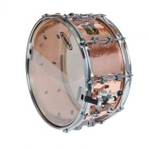 Hand Hammered Copper Snare - Bottom